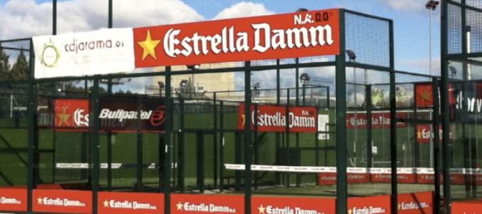 Desvinculación de Estrella Damm del World Padel Tour