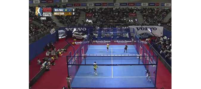 Partido completo Final World Padel Tour