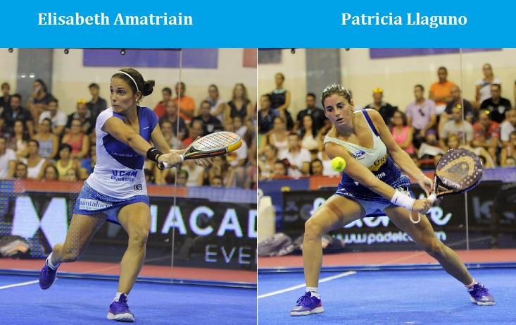 Eli y Patri en la Final WPT La Nucia 2014