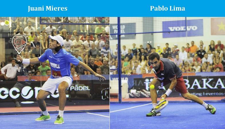 Mieres y Lima Final WPT La Nucia 2014