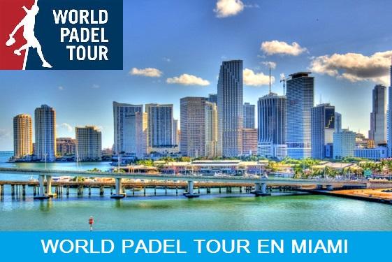 World Padel Tour llega a Estados Unidos