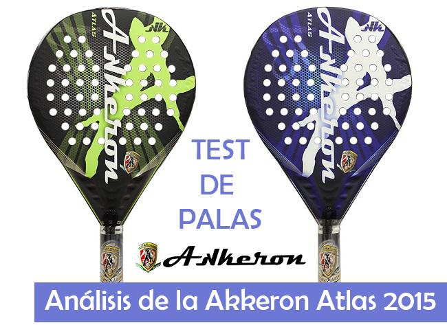análisis de la pala akkeron atlas 2015