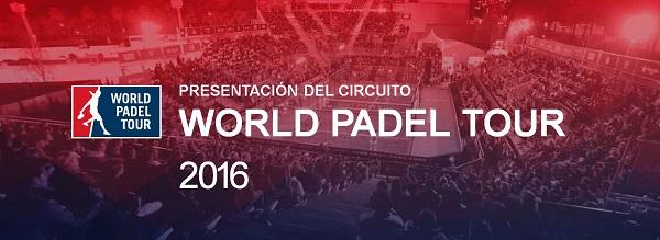 presentación world padel tour 2016